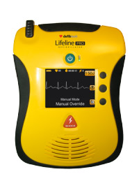 דפיברילטור מקצועי Lifeline Pro AED