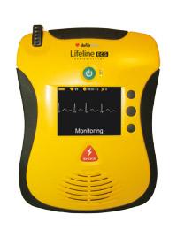 דפיברילטור מקצועי Lifeline ECG AED
