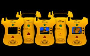 דפיברילטורים אוטומטיים תוצרת Defibtech