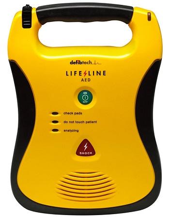 דפיברילטור Lifeline